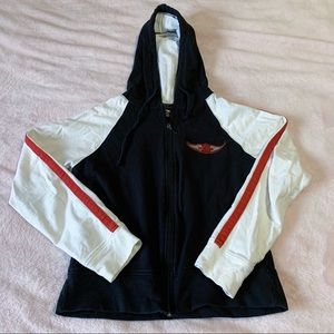 Harley Davidson zip up